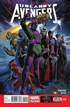 Uncanny Avengers Vol 1 19