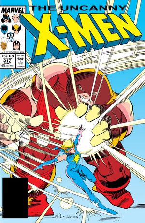 Uncanny X-Men Vol 1 217