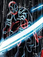 Wade Wilson (Earth-Unknown) from Deadpool Kills Deadpool Vol 1 4 0024