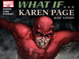 What If Karen Page Had Lived? Vol 1 1
