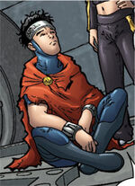 William Kaplan (Earth-91172) from Exiles Days of Then and Now Vol 1 1 001