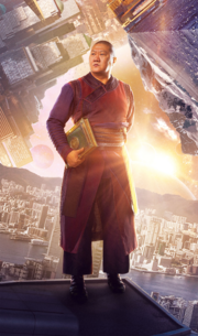 Wong (Earth-199999) from Doctor Strange (film) 001