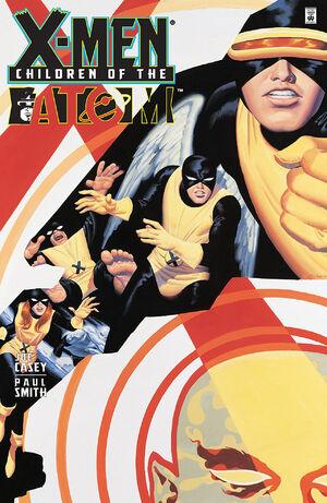 X-Men Children of the Atom Vol 1 4