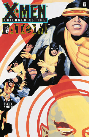 X-Men Children of the Atom Vol 1 4