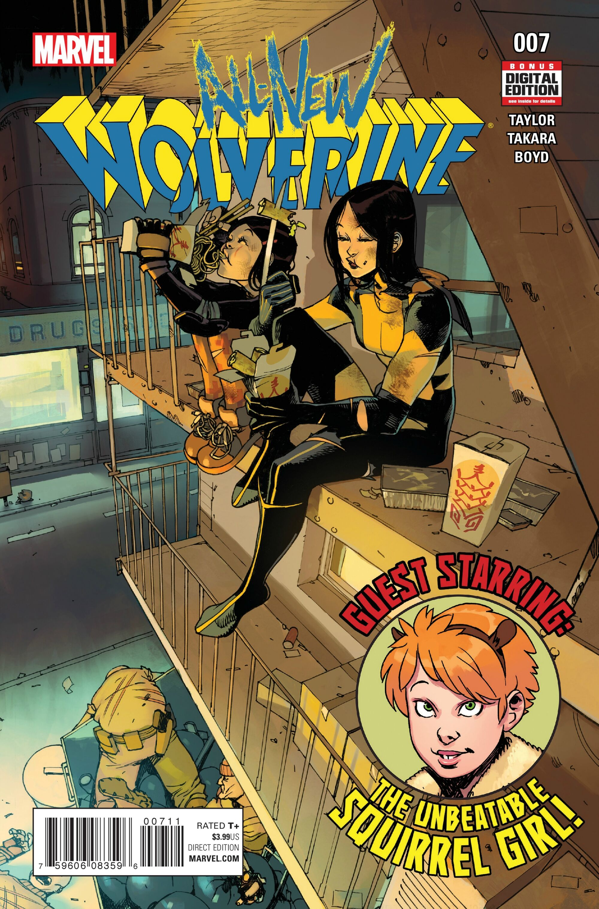 All-New Wolverine 001