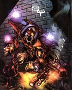Anthony Stark (Earth-616), Iron Man Armor Model 26 MK II from Incredible Hulk Vol 2 71 002