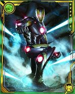 Anthony Stark (Earth-616) from Marvel War of Heroes 029