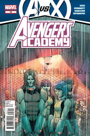 Avengers Academy Vol 1 29
