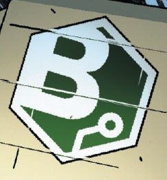 Baintronics Incorporated (Earth-616) from Tony Stark Iron Man Vol 1 2 001