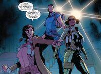Bombshells (Earth-616) from Captain America Sam Wilson Vol 1 17 001