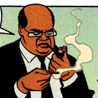 Cain (FBI) (Earth-616) from X-Men Children of the Atom Vol 1 1 001