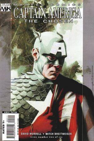 Captain America The Chosen Vol 1 2