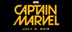 Captain Marvel (film) logo 001