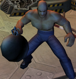 Carl Creel (Earth-6109) from Marvel Ultimate Alliance 2 0002
