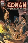 Conan the Barbarian Vol 3 7