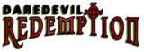 Daredevil Redemption (2005) logo