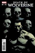 Death of Wolverine Vol 1 1 Leinil Francis Yu Variant
