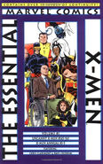 Essential Series X-Men Vol 1 3
