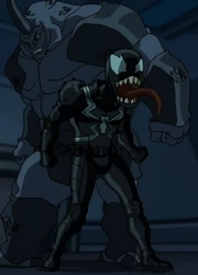 Eugene Thompson Agent Venom (Earth-12041) 002