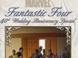 Fantastic Four: The Wedding Special Vol 1 1