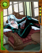 Felicia Hardy (Earth-616) from Marvel War of Heroes 011