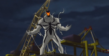 Harry Osborn (Earth-12041) as Anti-Venom from Ultimate Spider-Man Season 4 8