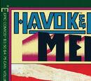 Havok and Wolverine Meltdown Vol 1 2