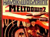 Havok and Wolverine Meltdown Vol 1 2