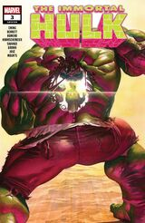 Immortal Hulk Vol 1 3