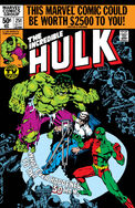 Incredible Hulk Vol 1 251