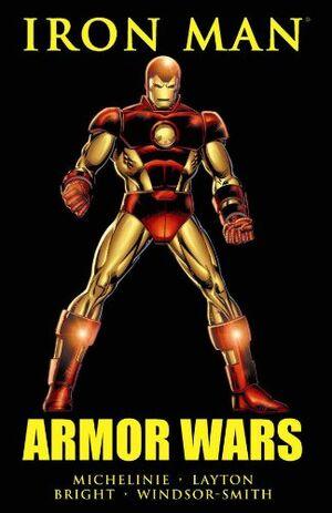 Iron Man Armor Wars TPB Vol 1 1