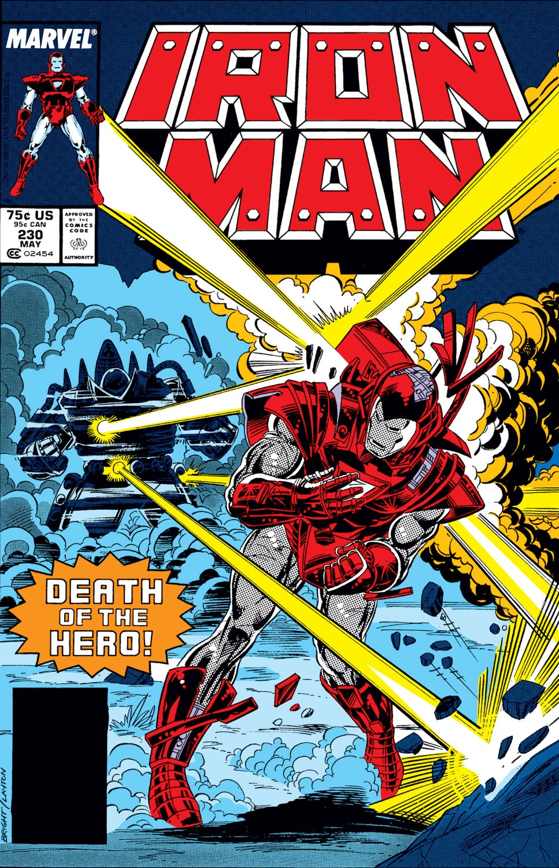 Iron Man Vol 1 230 | Marvel Database | FANDOM powered by Wikia