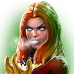 Jean Grey (Ice Phoenix) (Earth-TRN517) from Marvel Contest of Champions 001