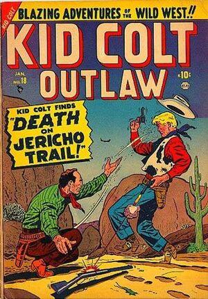 Kid Colt Outlaw Vol 1 18