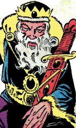 King Arthur (Earth-Unknown) from Strange Worlds Vol 1 4 0001