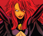 Madelyne Pryor (Earth-14923) from Uncanny X-Men Vol 3 28 001