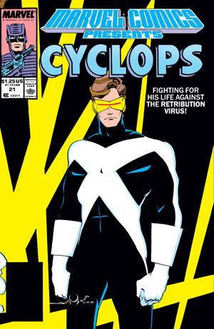 Marvel Comics Presents Vol 1 21