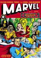 Marvel Mystery Comics Vol 1 3