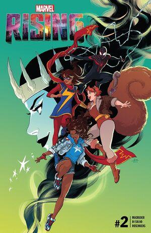 Marvel Rising Vol 2 2