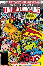 Marvel Super Hero Contest of Champions Vol 1 1