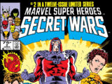 Marvel Super Heroes Secret Wars Vol 1 2