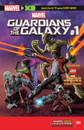 Marvel Universe Guardians of the Galaxy Vol 2 1