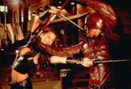Matthew Murdock (Earth-701306) and Elektra Natchios (Earth-701306) from Daredevil (film) 0001