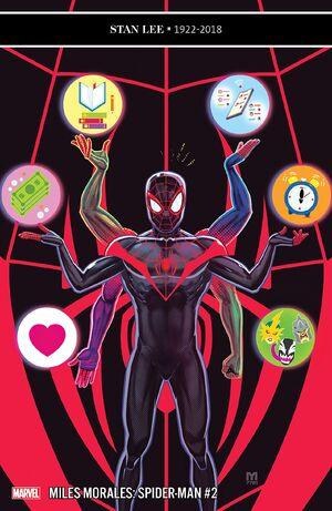 Miles Morales Spider-Man Vol 1 2