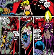 N'astirh (Earth-616), Meggan Puceanu (Earth-616) and Kurt Wagner (Earth-616) from Excalibur Vol 1 6 0001