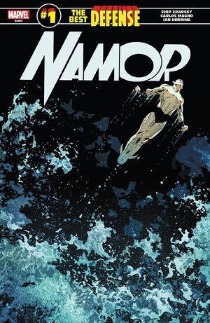 Namor The Best Defense Vol 1 1