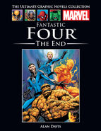 Official Marvel Graphic Novel Collection Vol 1 47