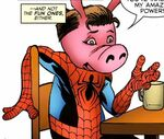 Peter Porker (Earth-94024) from Amazing Spider-Man Family Vol 1 4 0001