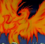 Phoenix Force (Earth-92131) from X-Men The Animated Series Season 3 6 0001
