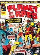Planet of the Apes (UK) Vol 1 86
